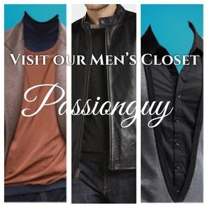 Other - Visit our Newly added Men's Leather Boutique